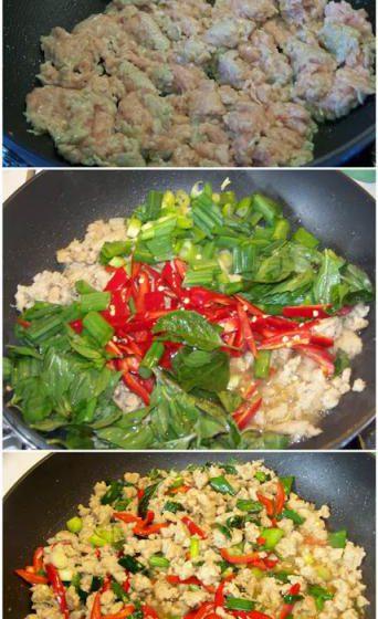 Thai Basil with Chicken