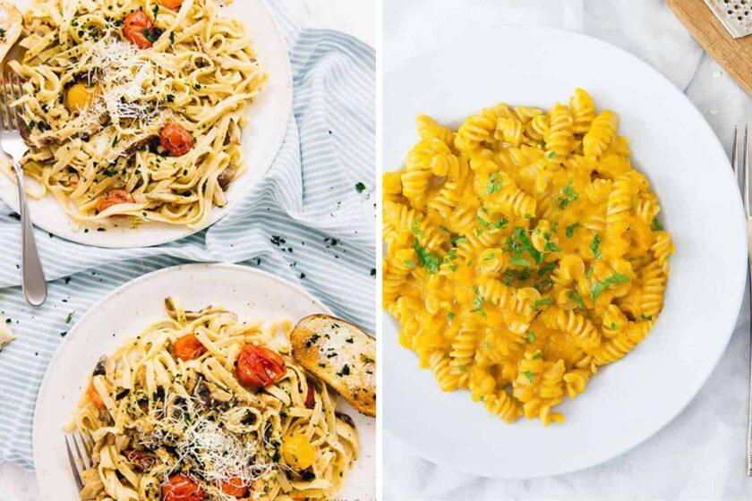 Top 5 Vegan Recipes Pasta